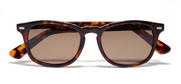 Gafas de sol  Solaris color Marrón modelo 3360622010168