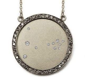 Constellation Pavé Necklace: Ellapo Constellations, Interesting Jewelry, Jewelry Necklaces, Collection Constellations, Constellations Necklaces, Pave Necklaces, Constellations Pave, Diamonds Necklaces, Fine Jewelry