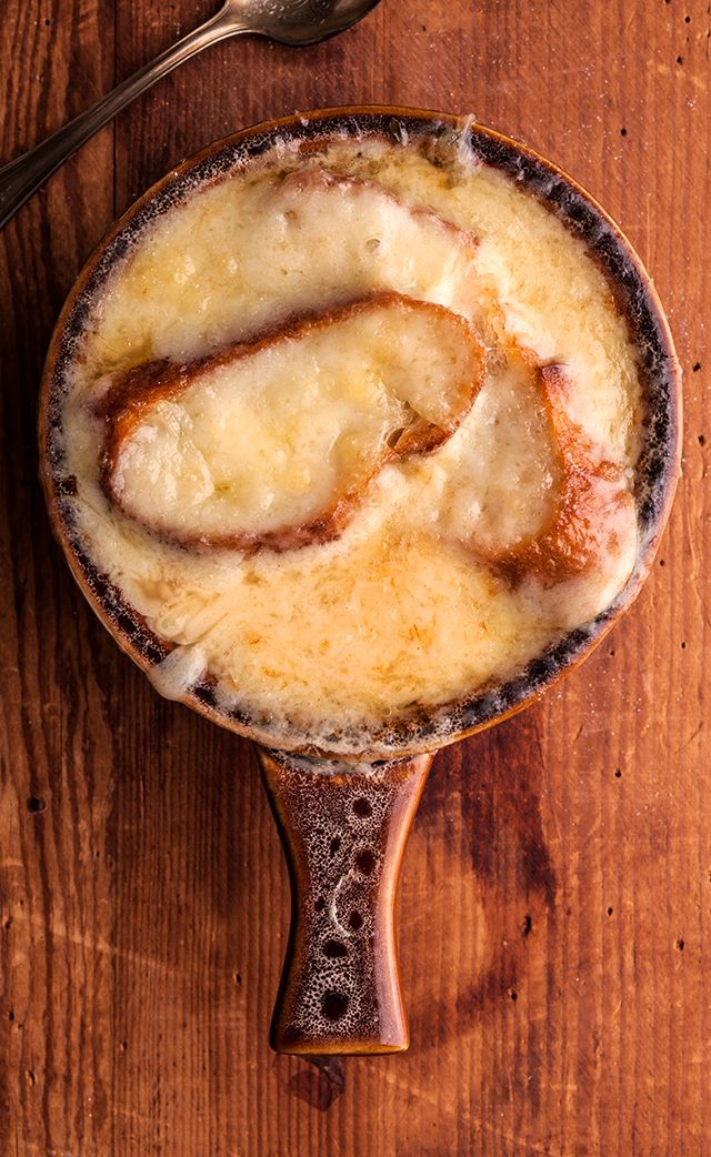 french onion soup recipe using chicken stock