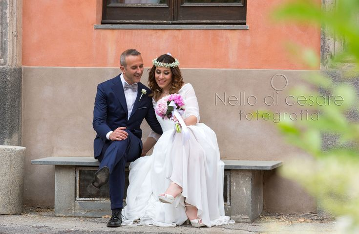 The #newlyweds!  #nellodicesarephotographer #groom #bride #Italy #wedding #WeddingPlanner #photography #love