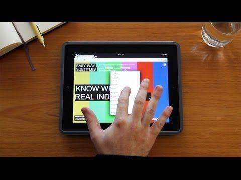 Easy Way Subtitles - A New Google Tool