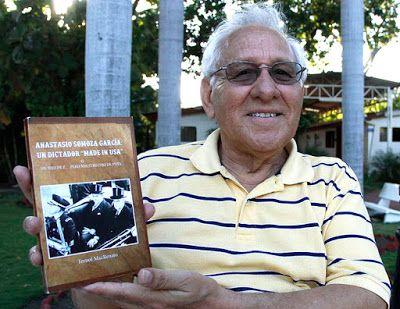 Literatura de Nicaragua: Anastasio Somoza García: Un dictador made in USA