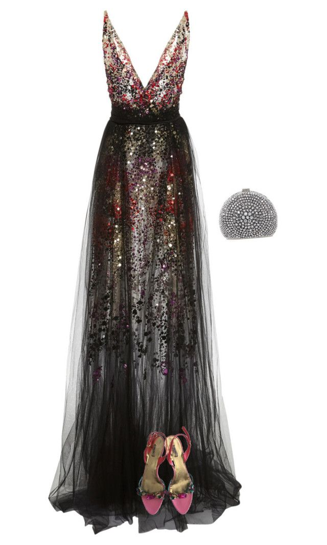 """""""Untitled #5"""" by ellam6320 on Polyvore featuring Miu Miu, redcarpetstyle and OscarsThrowback"""