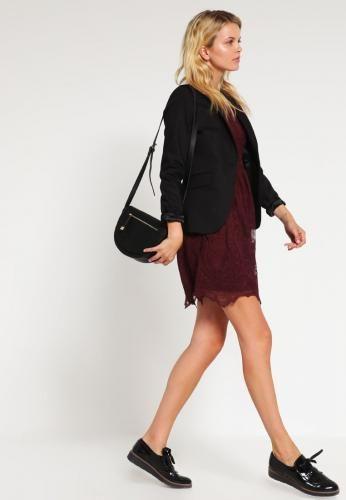 Vero #moda vmmaggi vestito di maglina decadent Marrone scuro  ad Euro 50.00 in #Vero moda #Donna abbigliamento vestiti