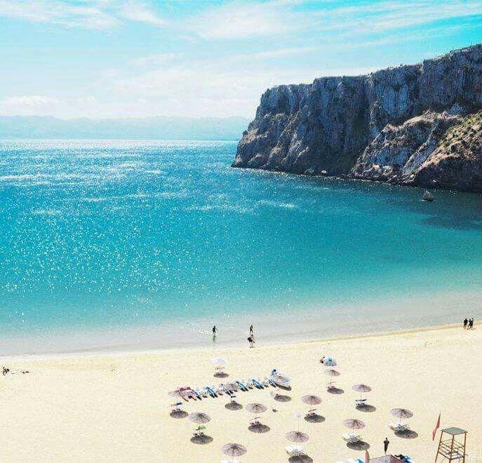 Παραλία Αλ Χοσέιμα, Μαρόκο