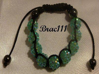 Shambala Bracelet #brac111