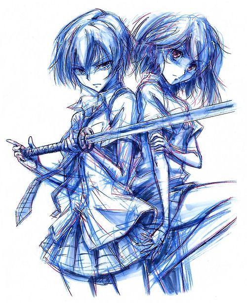 Akuma No Riddle - Tokaku And Haru