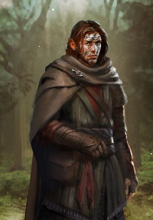 Isengrim Faoiltiarna - Witcher Wiki - Wikia