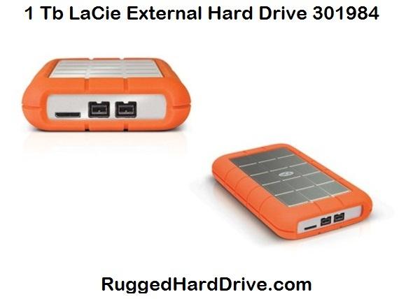 1 Tb LaCie External Hard Drive 301984  http://www.ruggedharddrive.com/1-tb-lacie-external-hard-drive-301984/