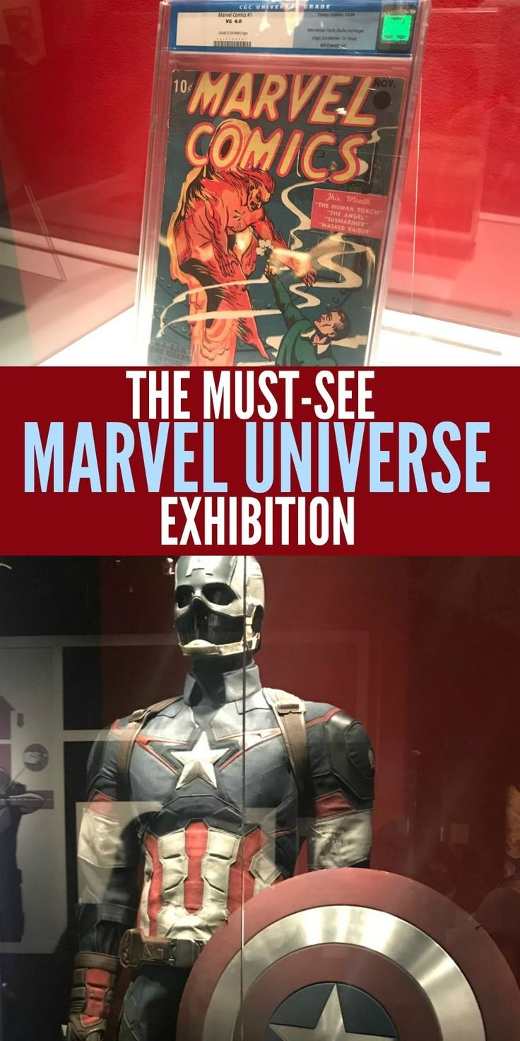 Kid Friendly Things To Do In Seattle Include The Must See Marvel Universe Exhibition This Is A Great Comic Book Marvel Universe Marvel Traveling By Yourself