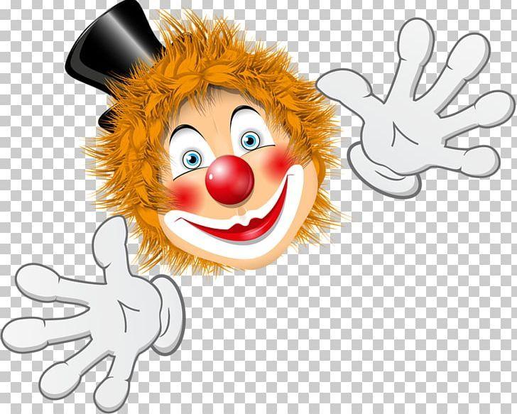 Clown Circus Png Art Black Black Hat Cartoon Clown Circus Clown Png Clowns Funny