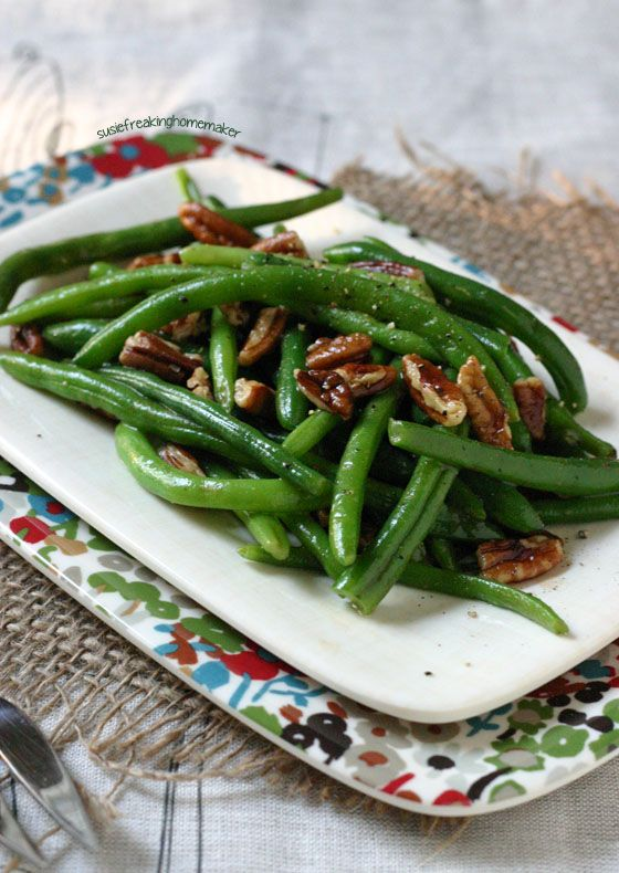 ... green beans pecans recipe ideas superfood cranberries forward green