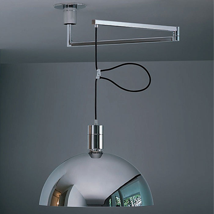 this is exactly what i need for over my dining room table. suspension light by franco albini