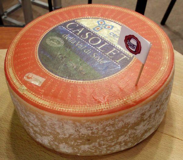 Casolet della Val di Sole #cheese #food