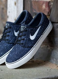 Nike SB Zoom Stefan Janoski Paint Splatter - these are dirty
