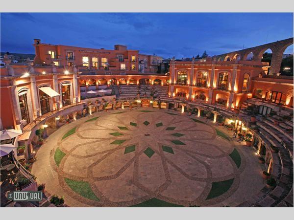 Hotel Quinta Real Zacatecas  Zacatecas, Mexico  Simplemente bello.