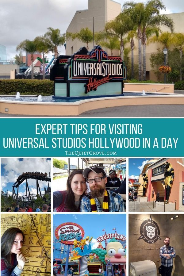 How To Get A Job At Universal Studios Hollywood