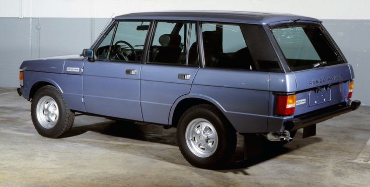 Range Rover Monteverdi-Fissore: un test grandeur nature ! | Boitier Rouge