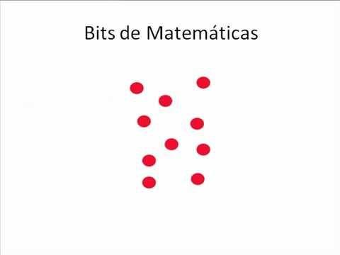 Bits de matemàtiques de l1 al 1o