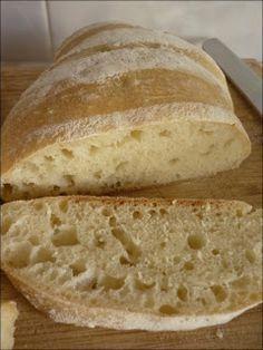 Hoje para jantar ...: Pão Caseiro em 5 minutos