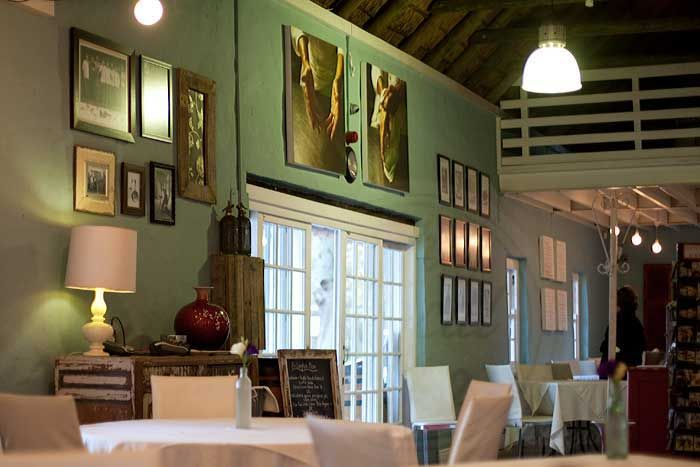 The Foodbarn Restaurant, Noordhoek Village, Cape Town