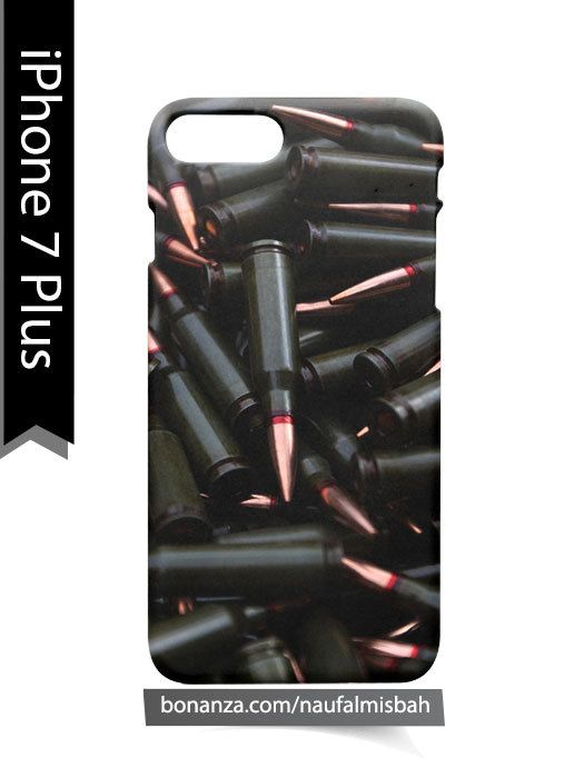 Bullet Stack Pattern iPhone 7 PLUS Case Cover Wrap Around