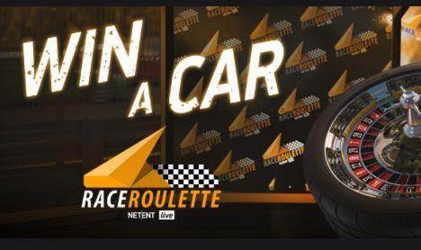 Live Casino Race Roulette