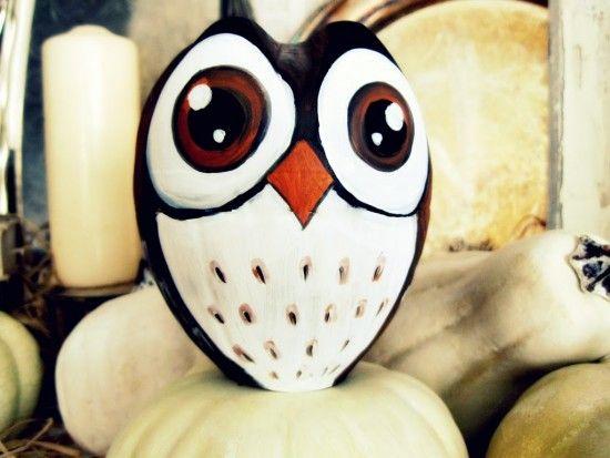 Plastic Bottle Owl Upcycle Tutorial