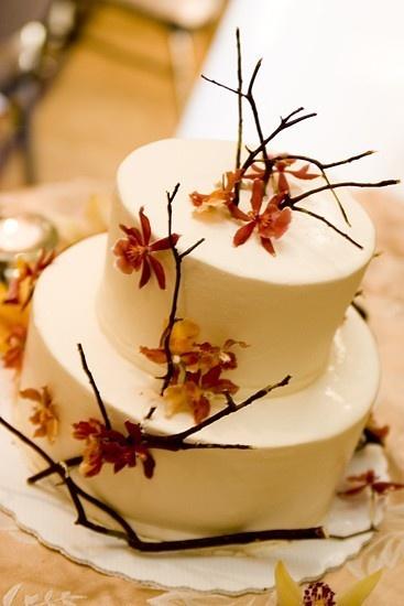 Wedding cake. #wedding #cake: Fall Wedding Cakes, Cakes Ideas, Autumn Cake, Fall Cakes, Cake Ideas, Autumn Wedding, Fall Weddings, Cakes Wedding, Rustic Wedding Cakes