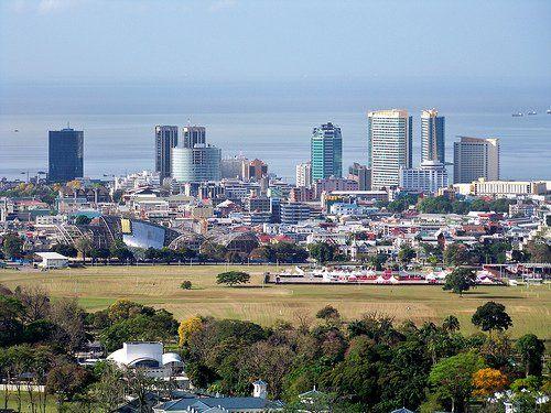 trinidad and tobago flag port of spain | Architecture in Port of Spain Trinidad and Tobago - Urbika