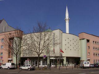 Yavuz Sultan Selim Camii - Almanya