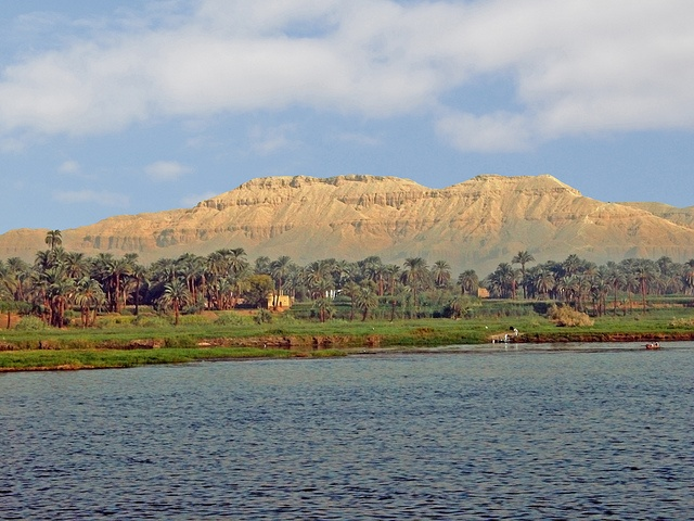 The Valley of the Kings, Egypt.