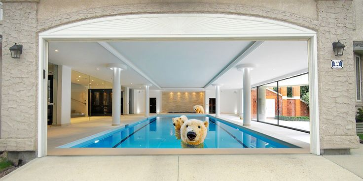 Polar Bear - DressMyGarage.com