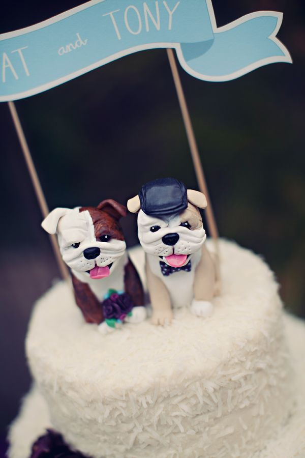 Super Cute Wedding Cake Toppers Best Images About On Custom