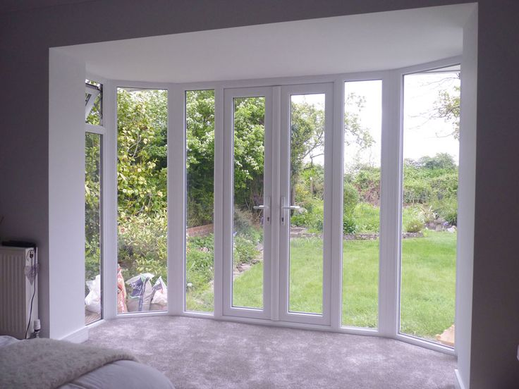 Large Bay Doors : The best bay windows and french doors images on