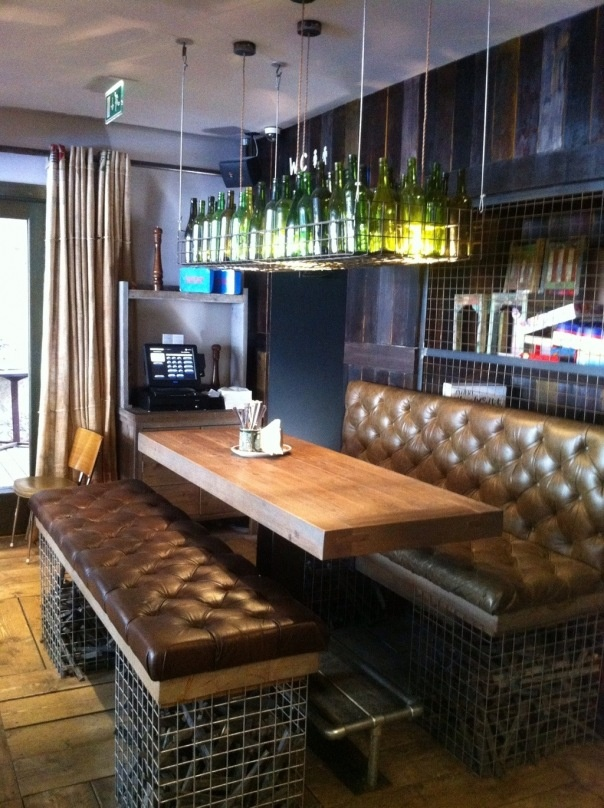 Mitchells deli st andrews scotland design interiors