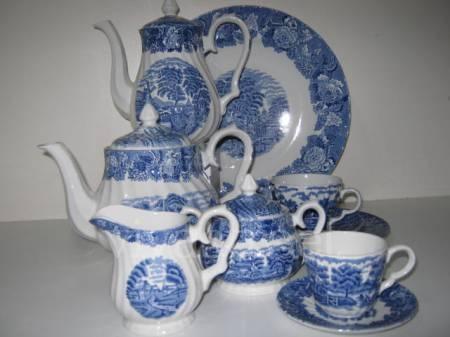 13 best images about porcelana inglesa on pinterest - Johnson brothers vajilla ...