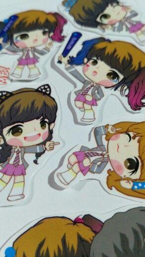 Sticket Pick Me Yeol
