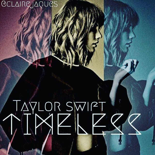 Taylor Swift TS6 Album Cover Edit Idea by Claire Jaques