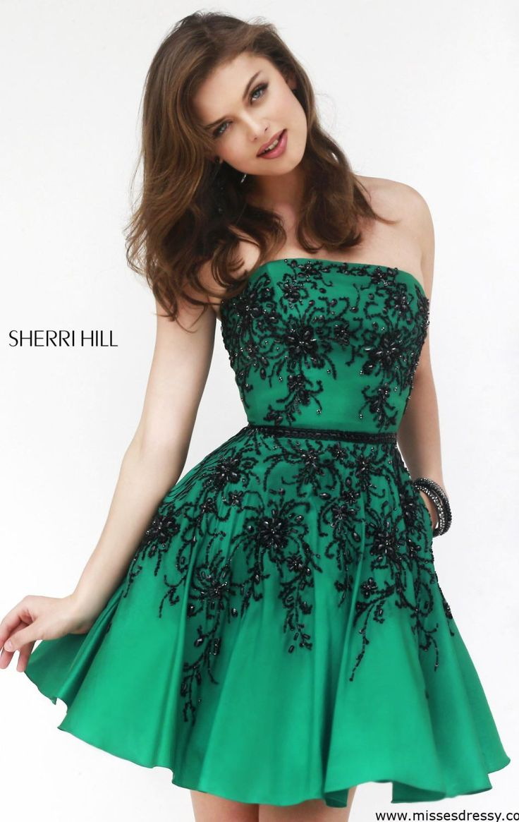 340 besten SHERRI HILL / Fall 2014 Bilder auf Pinterest | Homecoming ...