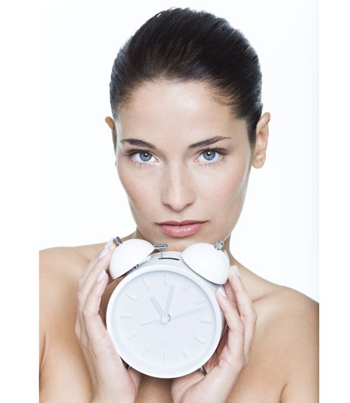 Anti-Aging Time Management  - MarieClaire.com