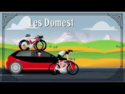 Tour de France explained in video