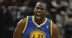 Draymond Green will be key factor on Warriors vs Thunder series #nbaplayoff