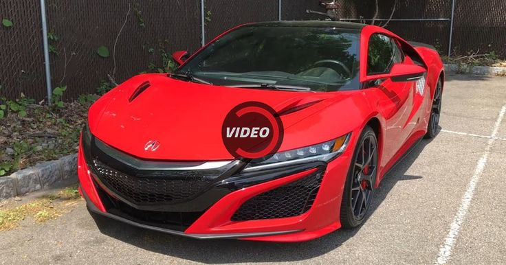 Doug DeMuro Says New Acura NSX Sounds Like A Modded Civic, But It's Better Than It Sounds #Acura #Acura_NSX