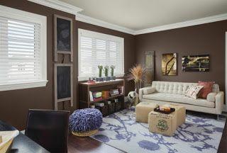 Wohnzimmer-Farben Für Wand