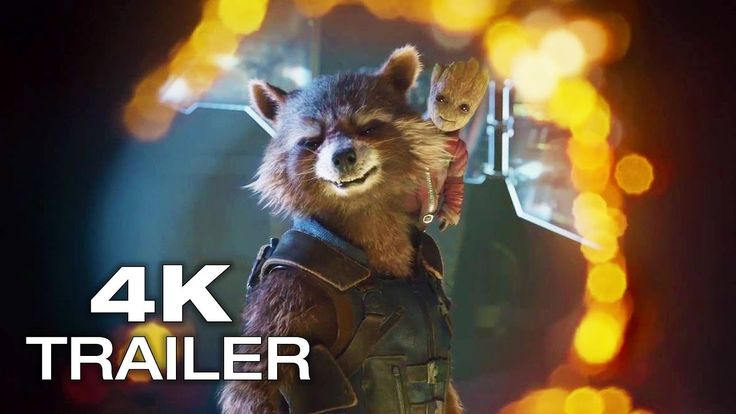 Guardians of the Galaxy Vol. 2 Official Trailer #2 (2017) [HD]