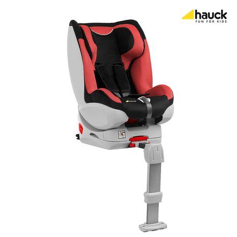 Accesorii bebelusi :: Scaune auto copii :: Scaune auto rear facing :: Scaun Auto Varioguard 0/1 Black/Red Hauck