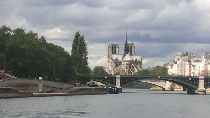 Notre Dame (vista desde el Sena)