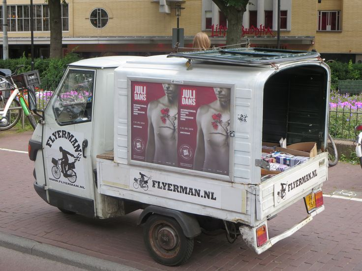 tuktuk white flyerman