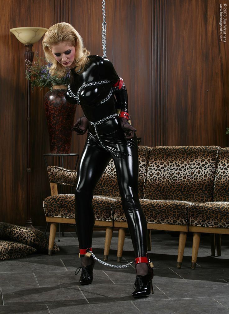 Latex tied